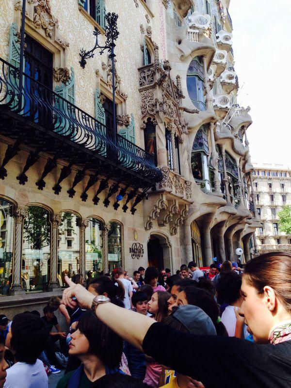 R03 – LA BARCELONA MODERNISTA. EL QUADRAT D'OR ‹ TeGuioEnBarcelona
