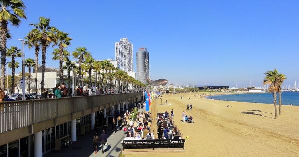 Barcelona de dia